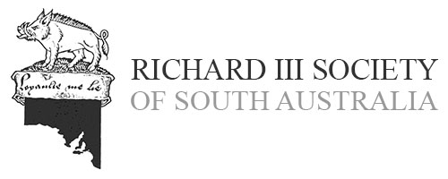 Richard III Society SA